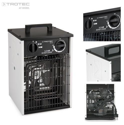 Trotec elektrische kachel 3.3 kW